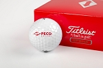 Dozen Titleist DT Solo Golf Balls with Custom Packaging